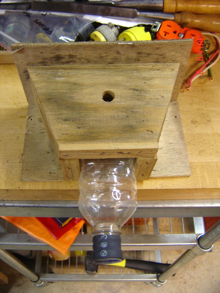 Northcrestmodern Carpenter Bee Traps My Own Design